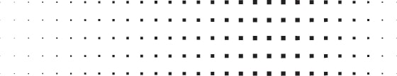Black dots icon in the white background