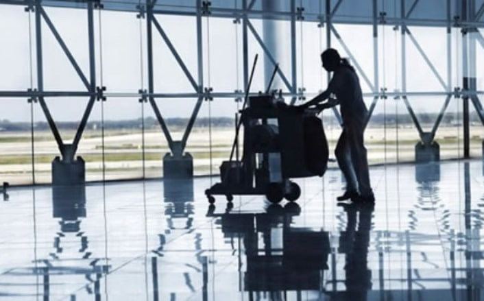 Commercial Cleaning Services in India