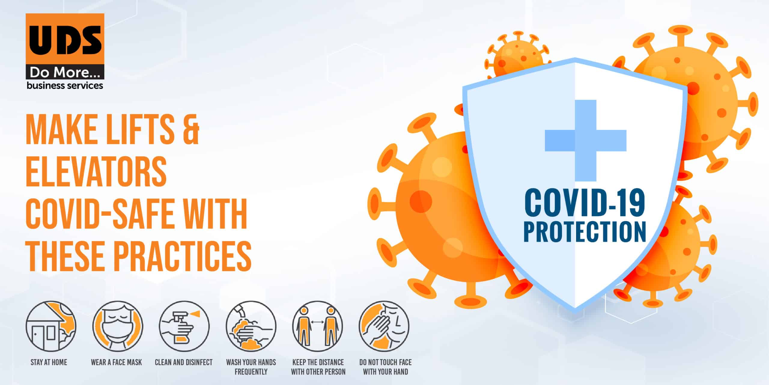 Precautions advised by a top facility management company in India to avoid contracting Covid-19 infections